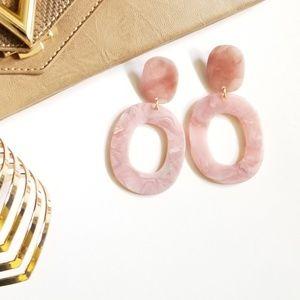 Jewelry - Acrylic Statement Earrings!